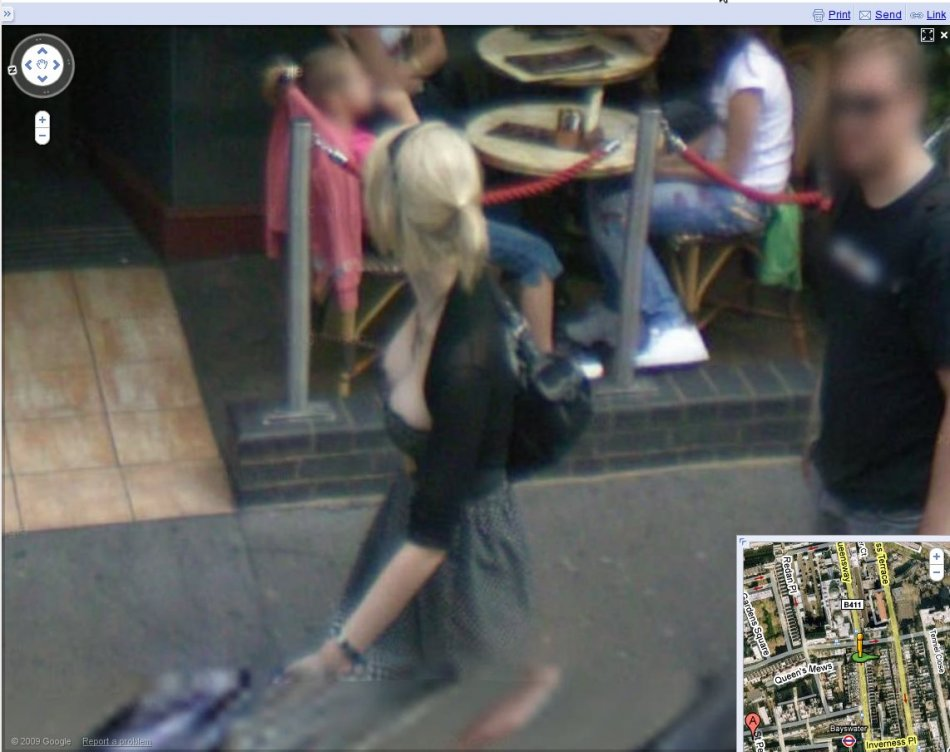 Tits On Google Maps 87