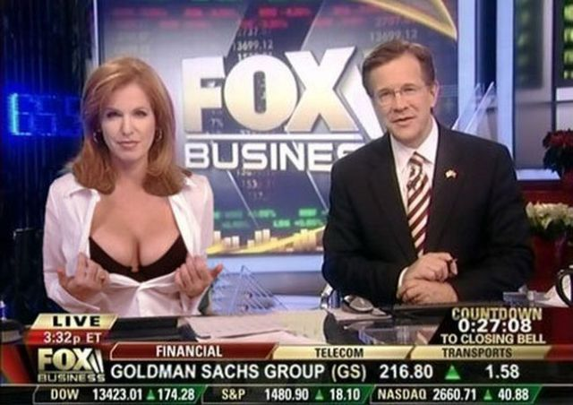 Fox Business Really Wants Bigger Ratings